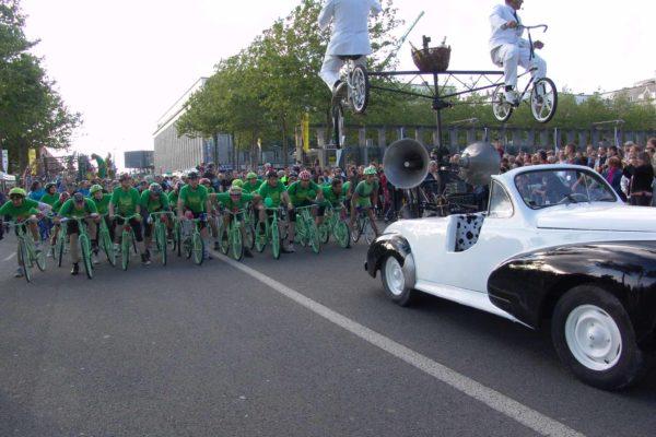 Jamais 203 - Brest, 2008 © Le Fourneau