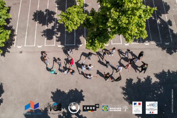 Collègues 2017 © Drone Immersion