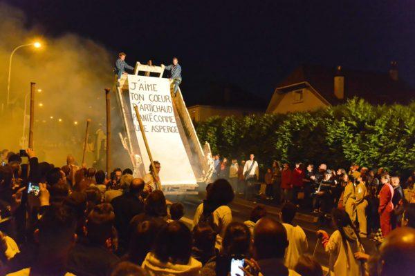 Déclarer sa flamme - Joué-lès-Tours, 2017 © Ville de Joué-lès-Tours