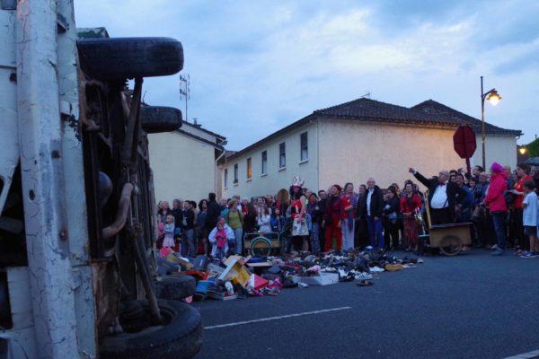 La Migration des Grolles - Montanceix, 2018 © Crac