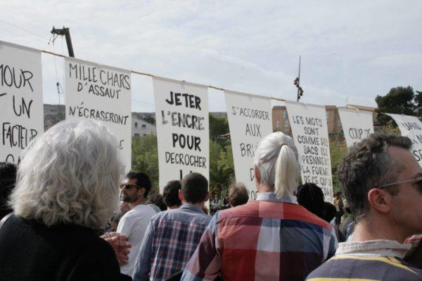 Coup de Fougue - Marseille, 2018 © Caroline Genis