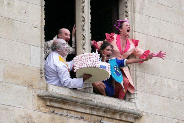 Conte de faits divers - Fest'arts 2021 © Caroline Genis