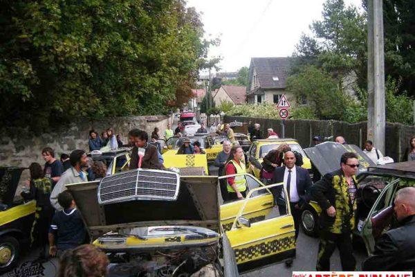 Taxi © Festiv' Artère Publique